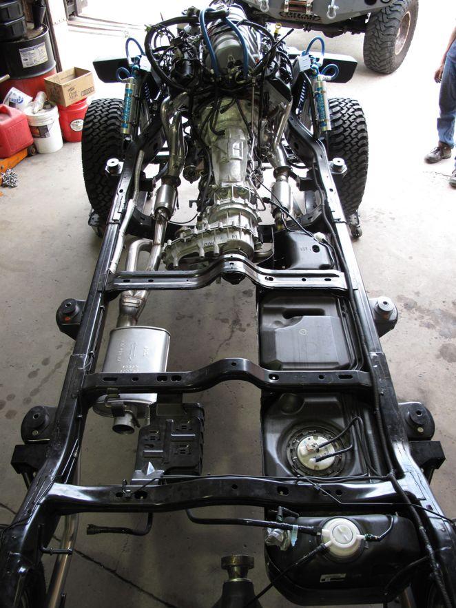 Jeep Jk Muffler >> Hemi Update: Flowmaster 53054 Muffler - JKowners.com : Jeep Wrangler JK Forum