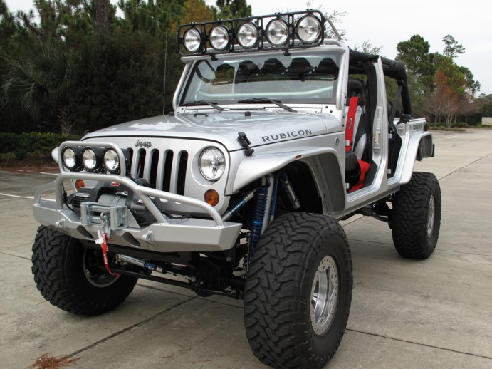 2011 Jeep Wrangler Ordering Now Open With Changes Page 2