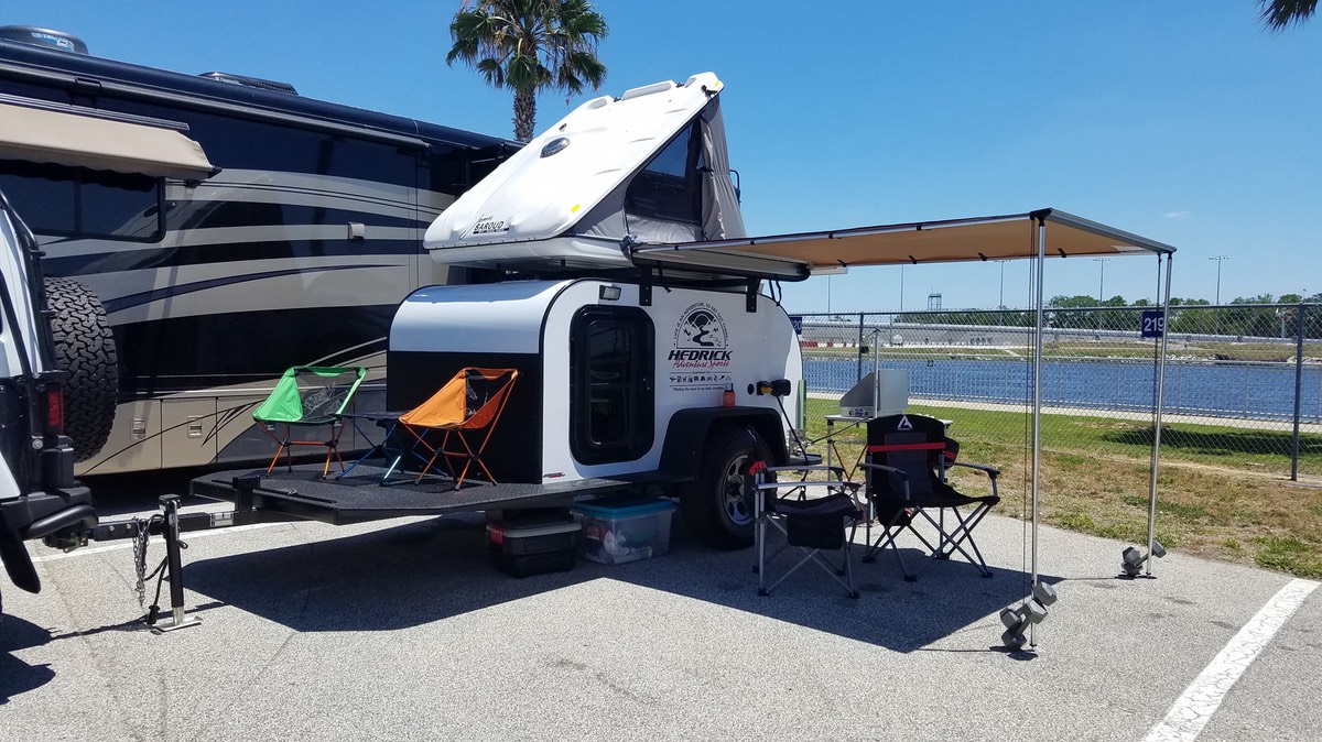 Wanted Used Teardrop Camper With RTT Moby1 XTR SoCal Or Equivalent
