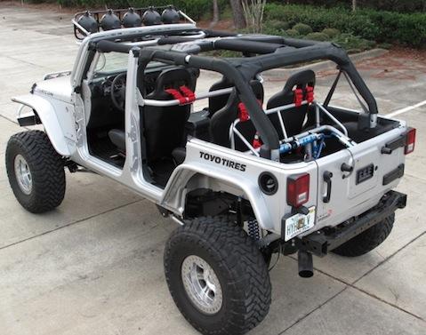 Jeep Quot Hyhosilver Quot