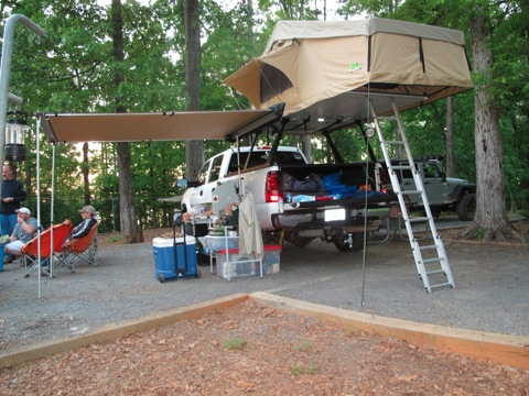 ... ironman rooftop tent in action · ease of setup for me it is fantastic my buddy has a lot more experience with ... & Ironman Roof Top Tent - Flat Roof Pictures