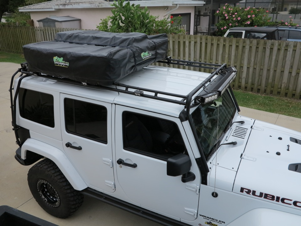 Aev Roof Rack Main Line Overland JK Build Thread - Page 23 - Expedition ...