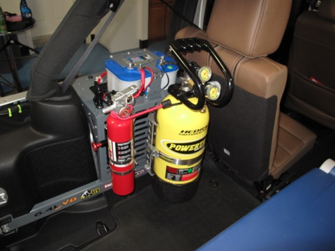 I Am Running The Dual Batteries Setup One Optima Blue Top 31 In Front And A Rear For My Arb Fridge Other Accessories
