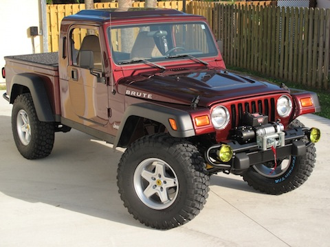 Aev Ram 2500 For Sale >> AEV Brute Conversion Kit - Jeep Wrangler Forum