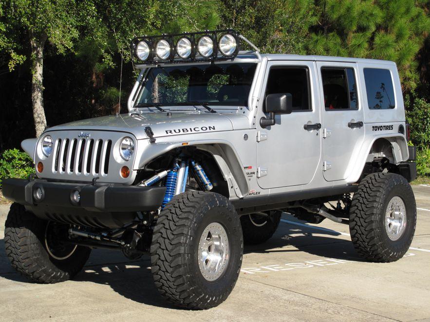Black Xenon Flat Style Jeep Jk Fenders Flares Jk Forum